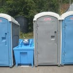 portable toilets sanitation